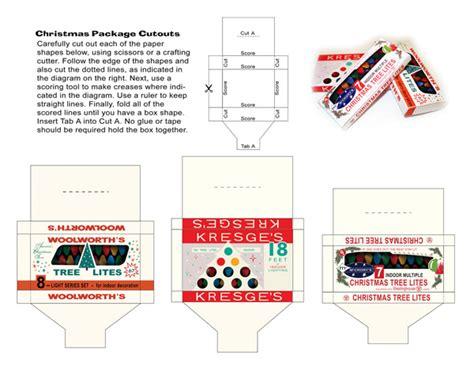 mini christmas tree printable free printable round up happy christmas ink squid