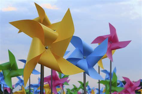 girandole da giardino girandola di carta bricoportale fai da te e bricolage