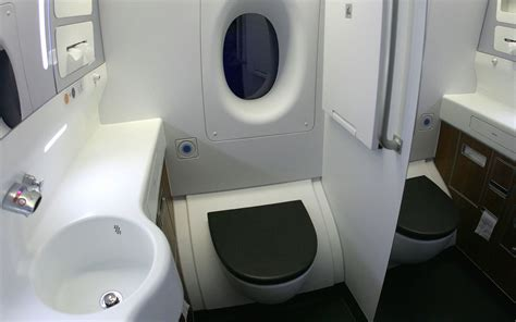 plane bathroom a proposed bill bans airlines from charging flyers for
