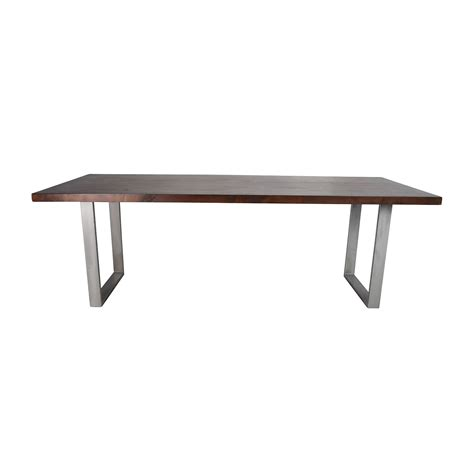 Modern Wooden Dining Table 53 Modern Solid Wood Dining Table Tables