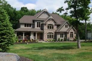 Home Exterior Design Brick And Stone by Dream Home Designs Great Classical Custom Dream Homes