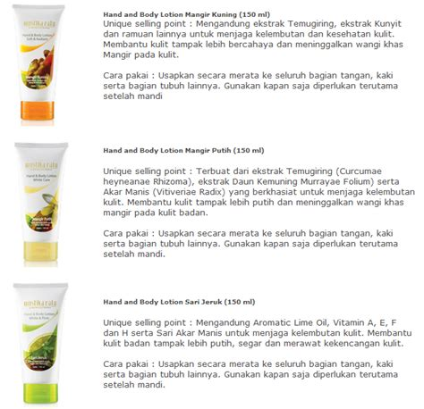 Harga Mustika Ratu Lotion Sari Jeruk topic review 03 mustika ratu lotion