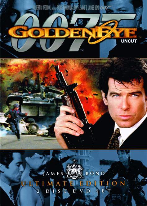 james bond  goldeneye film