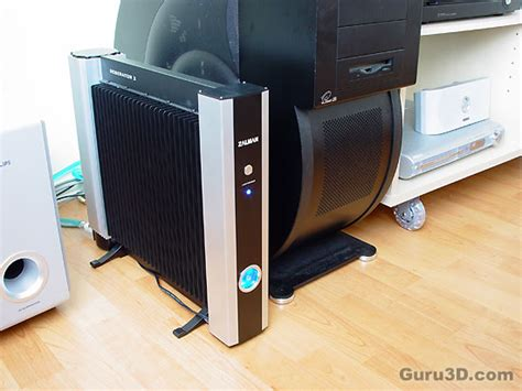 Small Home Theater Pc Zalman Reserator 2 Review Page 12