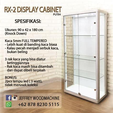 Lemari Pajang Kaca jual lemari pajang kaca rx figure tas mobil diecast