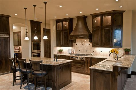 meritage kitchen kitchen portland by dc homes