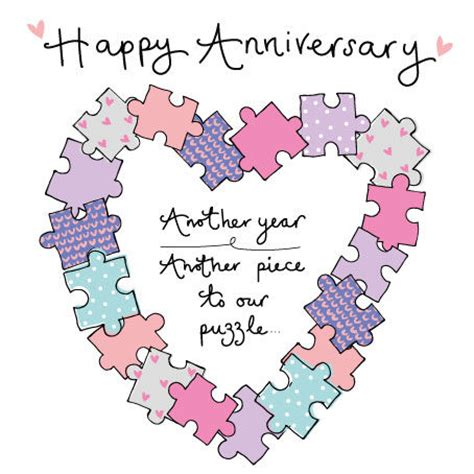 Wedding Anniversary Ecards For by Anniversary Cards Collection Karenza Paperie