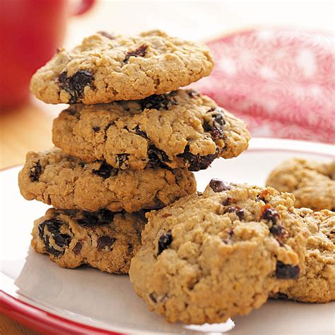 cherry chocolate chip cookies recipe taste of home