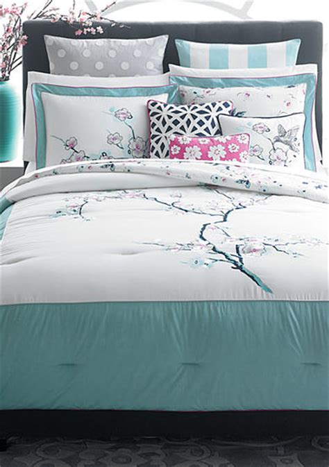 Cynthia Rowley Bedding Collection by Cynthia Cynthia Rowley Cherry Blossom Bedding Rowley