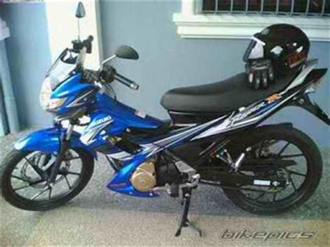 Suzuki Satria Fu 2009 Motorcycle Modification Review And Specification 2009