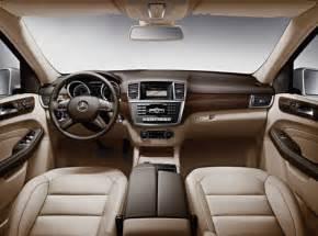 Mercedes Ml320 Interior 2016 Mercedes Benz Ml Release Date Price Specs