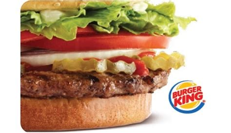 Free Burger King Gift Card - win 10 burger king gift card
