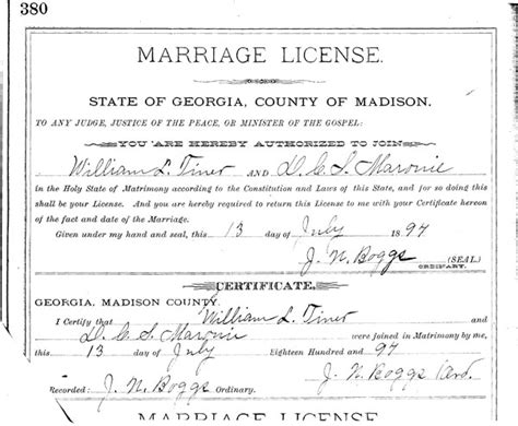 Marriage certificate search nc license