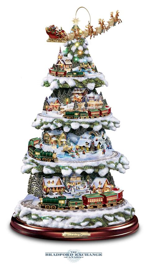 tree topper with lights tree kinkade tree toppers