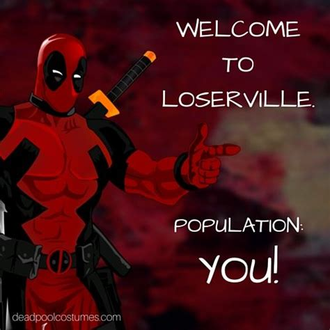 funny deadpool game quotes