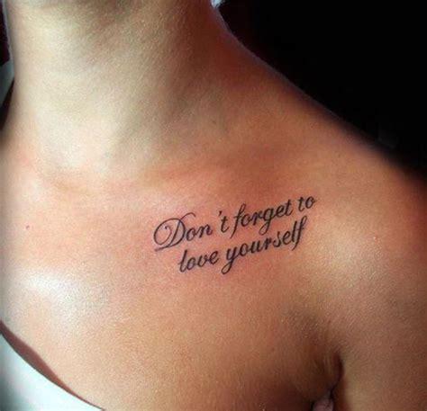 tattoo quotes unique 55 unique tattoo quote ideas for women and girls