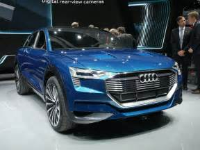 German Electric Cars 2018 German Car Manufacturers Go All Out For The Frankfurt Auto