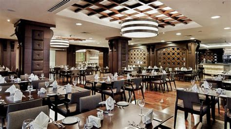 Dining Room Green Park Gourmet The Green Park Hotel Pendik In Istanboel Menu