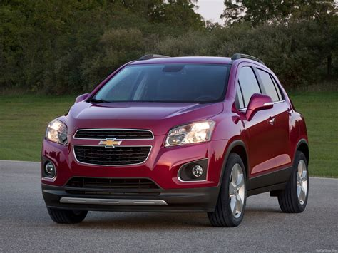 chevrolet trax  pictures information specs