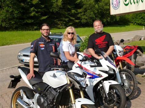 Motorrad Kaufen Ohne Probefahrt by Honda Probefahrt Event Beim Bikertreff Seeheiner