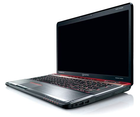 toshiba qosmio x770 17 3in 3d gaming notebook the register