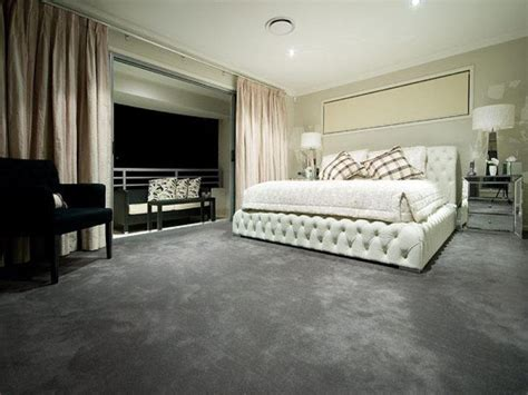 bedroom carpeting modern bedroom design idea with carpet balcony using