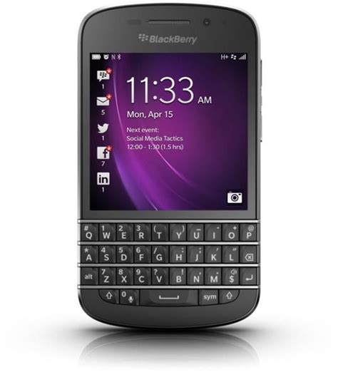 Blackberry Q10 Blackberry10 Touchqwerty Smartphone With All The Bonus blackberry q10 photos pictures product fonearena