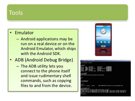 android debug bridge introduction to android