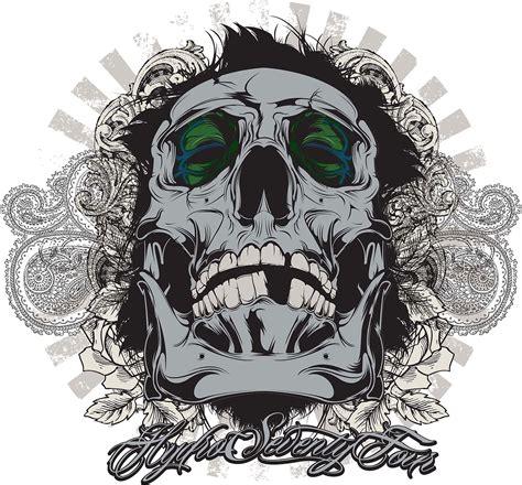 tutorial design graphic adobe illustrator tutorial create awesome vector skull