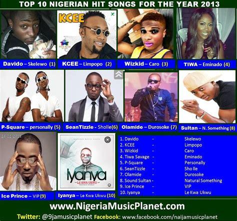 evergreen nigerian songs musicradio 5 nigeria top 10 nigerian hit songs for the year 2013 music radio
