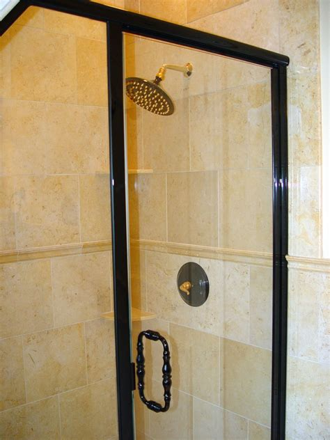 Types Of Shower Doors Glass Shower Door Options Toms River Nj Patch