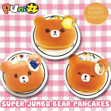 Squishy Jumbo puni maru jumbo pancake squishy and scented