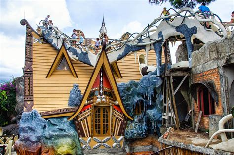 crazy houses crazy house in da lat vietnam travel magazine