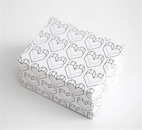 diy printable wrapping paper geometric printables for valentine s day handmade charlotte