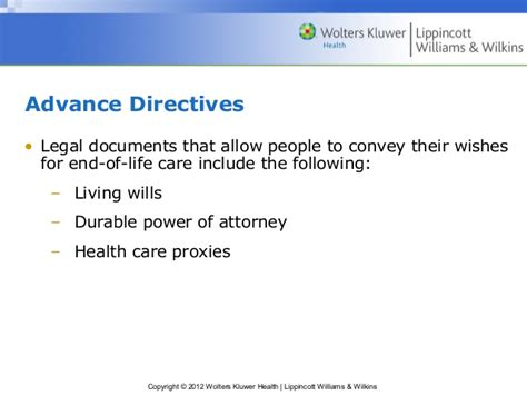 end of life comfort measures chapter 23 ppt