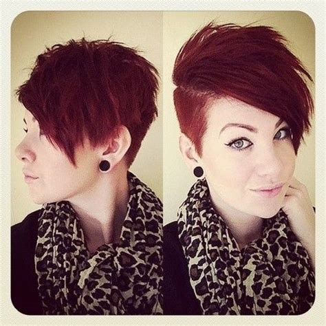 short style haircut women shaved back long front 30 shaved hairstyles for women hairstyles update