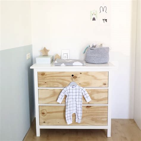 nursery with ikea hemnes 3 diy ikea hack for the nursery that friday feeling