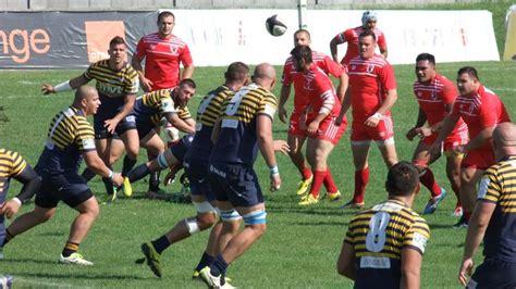Rugby Duel Fascinant Steaua Timișoara 238 N Liga Cec