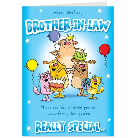 happy birthday brother in law funny quotes