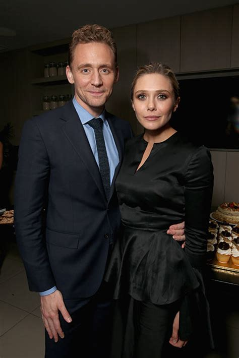 Jessica Cumberbatch Anderson by Elizabeth Olsen Denies Rumours That She Is Dating Tom