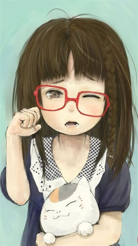 imagenes coreanas llorando lentes fotografia pinterest chicas triste y kawaii