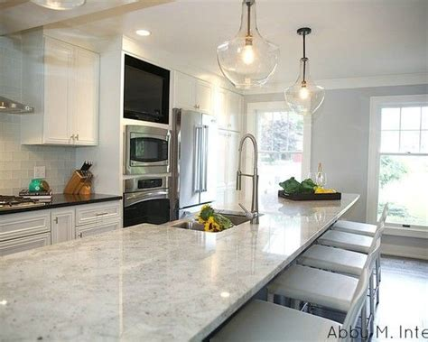 long kitchen islands transitional kitchen murphy interesting colonial gold granite for kitchen awesome