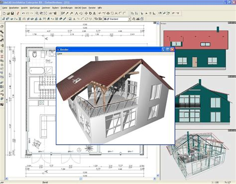 freeware architekturprogramm idecad architektur heise