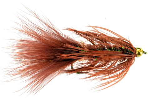 brown leech pattern leech streamer patterns top fly fishing flies gear at