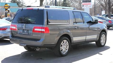 lincoln navigator 2011 2011 lincoln navigator l in review village luxury cars