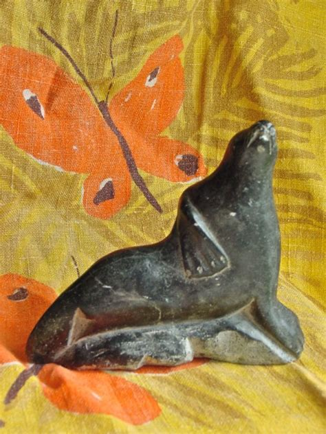 Soapstone Artists - 261 best inuit soapstone carvings images on