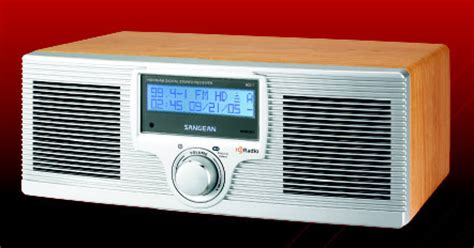 Sangean Hdr 1 Hd Radio Receiver Hdr1 Desk Radio With Reception