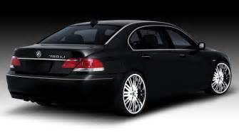 2011 bmw 7 series auto cars