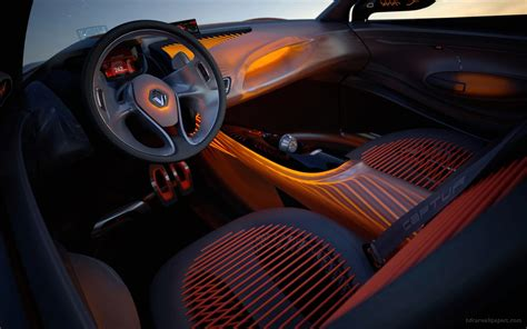renault alpine concept interior 2011 renault captur concept interior wallpaper hd car