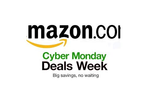 cyber monday deals amazon